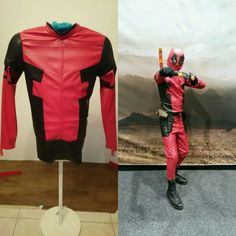 Deadpool Costume, Canada Goose Jackets, Winter Jackets, Athletic, Costumes, Fashion, Winter Coats, Moda, Athlete
