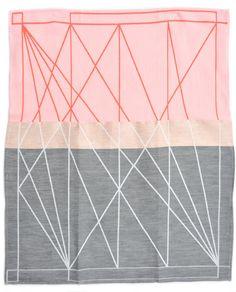 color fest tea towel ++ mae engelgeer