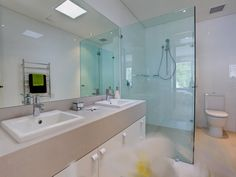 bathrooms image: whites, cabinetry - 440041