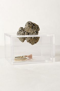 Pyrite Jewelry Box