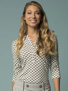 Love this #Golf Polo by Lizzie Driver!  It will look great with jeans.