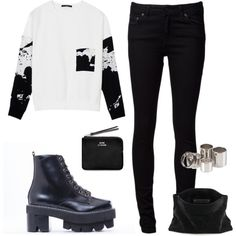 """""""DREAMING OF COWHIDE OBVIOUSLY"""" by solestruck on Polyvore"""