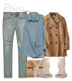 """""""Remy (Ratatouille)"""" by claucrasoda ❤ liked on Polyvore featuring LULUS, NOVICA, Zimmermann, Uniqlo, Yves Saint Laurent, Bobeau and distresseddenim"""