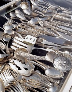 My Mother had a beautiful spoon collection.
