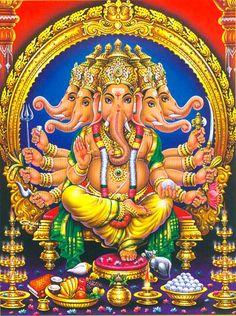 Ganesh Print # 21