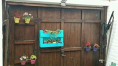 jardinera para pared
