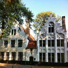 Béguinage, Bruges