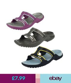 7dff9ad6e56f Sandals Ladies Crocs  Florence  Casual Sandals The Style K  ebay  Fashion