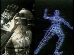 The Documentary 'Stelarc Psycho Cyber' was made in the year 1996 and directed and produced by Mic Gruchy.It is a comprehensive one hour documentary of the 30 year body of work of Australian electronic media and performance artist Stelarc.