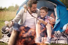 Family Fun Campout #Kids #Events