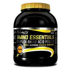 Amino Essentials Biotech USA Nutrition Sportive, Acide Aminé, Essentials, Usa, Food, Meals, Yemek, Eten
