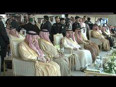 """أمام الملك سلمان.. الشاعر مشعل بن محماس يلقي قصيدة """"سيد العرب"""" - YouTube"""