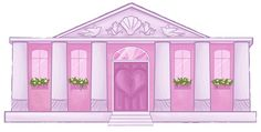 Aphrodite cabin.... uggg mom does it have to be pink?????