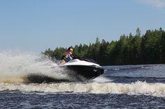 Jet ski, via Flickr. Jet Ski, Summer Activities, Skiing, Boat, Explore, Health, Ski, Dinghy, Health Care