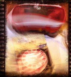 An awesome Virtual Reality pic! Google Virtual Reality Starter...for kids of all ages. @columbalivia #colorphotography  #variablefocus #doubleexposure #virtualreality #View-Master #Mattel #Google #red by jazzphreak check us out: http://bit.ly/1KyLetq