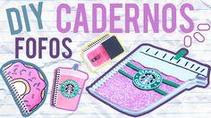 DIY: Volta as Aulas | Cadernos fofos