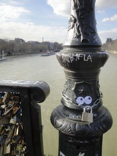 le pont des arts (profiter de Paris)