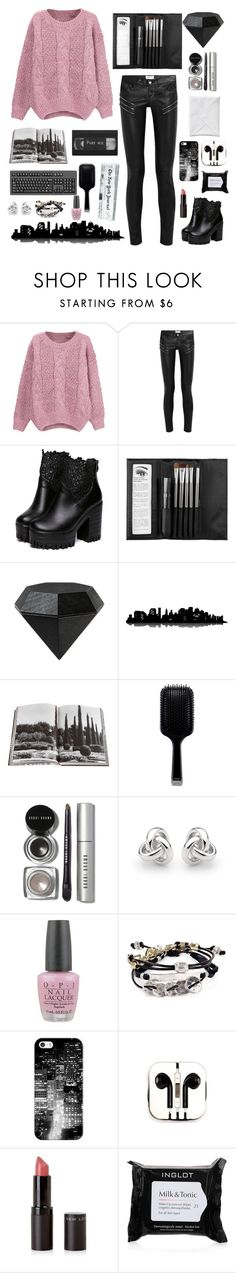 """12 days till Christmas!"" by genesis129 ❤ liked on Polyvore featuring Yves Saint Laurent, Sephora Collection, Areaware, Universal Lighting and Decor, Assouline Publishing, GHD, Bobbi Brown Cosmetics, Georgini, OPI and Robert Lee Morris"