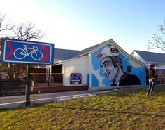Eddy Merckx mural