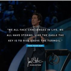 null    #Regram via @_joelosteen_fan_page Joel Osteen, Verse Of The Day, Fan Page, Challenges, Instagram Posts, Face, Movie Posters, Film Poster, The Face