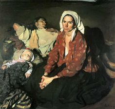 Field Rest, 1954 by Corneliu Baba. Portraits, Portrait Art, Traditional Paintings, Traditional Art, Manet, Figure Painting, Painting & Drawing, Social Realism, Post Impressionism