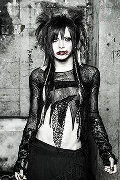 Visual kei DEZERT - Vocalist Chiaki <3