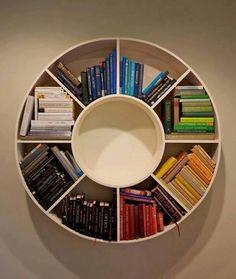 #livros #suporteredondo