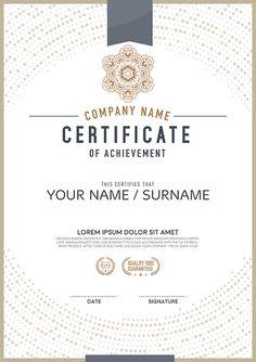 Certificate Layout, Certificate Of Merit, Certificate Background, Certificate Design Template, Certificate Of Achievement, Certificate Of Completion, Training Certificate, Certificate Frames, Layout Design