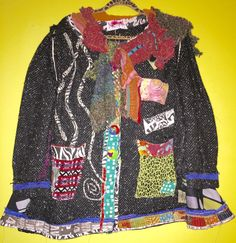 A personal favorite from my Etsy shop https://www.etsy.com/listing/248980663/wool-tweed-upcycled-car-coat-futs