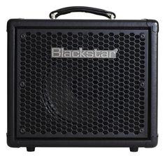 Blackstar HT Metal Series HT1MC 1W 1x8 Tube Guitar Combo w/Reverb Black