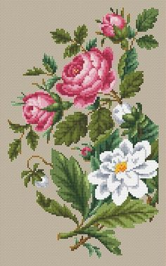The most beautiful cross-stitch pattern - Knitting, Crochet Love Cross Stitch Letters, Cross Stitch Heart, Cross Stitch Cards, Cross Stitch Samplers, Cross Stitch Flowers, Cross Stitch Embroidery, Cross Stitching, Cross Stitch Designs, Stitch Patterns