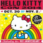 Hello Kitty Con 2014: Celebrating Hello Kitty's 40th | Sanrio. I REALLY want to go, but tickets are sold out! :(