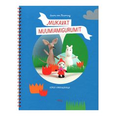 Mukavat Muumiamigurumit