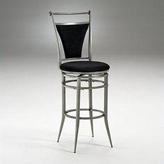 Hillsdale Furniture Cierra Swivel Bar Stool