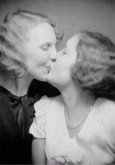 Vintage lesbiche gallerie