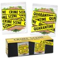 Protect your lunch in the office fridge with these crime scene lunch   bags!