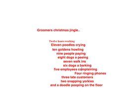-Repinned-Christmas Groomer Humor