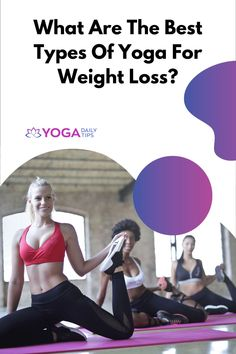 Hoping to lose weight but don't fancy sweating it out in the gym or powering through an intense spin class? How about trying yoga for weight loss? It could be just the solution you're looking for and dare we say…you might even enjoy it! Read on to find out more about the different types of yoga and how they can promote healthy weight loss. #yoga #yogaforweightloss #typesofyoga Power Yoga Poses, Basic Yoga Poses, Yoga Poses For Beginners, Weight Loss Video, Yoga For Weight Loss, Key To Losing Weight, Lose Weight, Yoga Benefits, Health Benefits