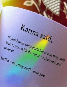 Karma quotes on true love ft. Quotes Deep Feelings, Hurt Quotes, Mood Quotes, Wisdom Quotes, Positive Quotes, Funny Karma Quotes, Tough Girl Quotes, Quotes For Status, Quotes About Karma