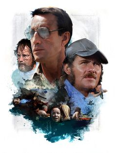 """""""Blood and Smoke"""" by Vlad Rodriguez #jaws"""