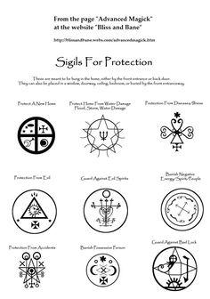sigils for magick - Google Search