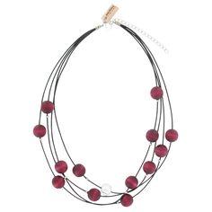 Vilkas necklace by Aarikka