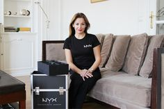 #Interview : Celeste, make-up artist internationale pour #NYX