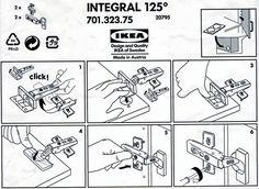 ikea instruction details instructions manual pinterest. Black Bedroom Furniture Sets. Home Design Ideas