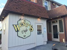 5. Wert's Café – 515 North 18th Street, Allentown, PA 18104 Family Owned Restaurants