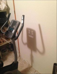 Funny Pictures Of The Day – 81 Pics  I knew it, gym equipment is evil