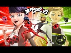 Miraculous Ladybug French Theme Song Extended I may or may not be in love with the sound of french right now because of this series....