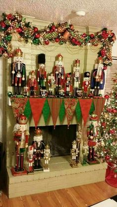 Nutcrackers decor