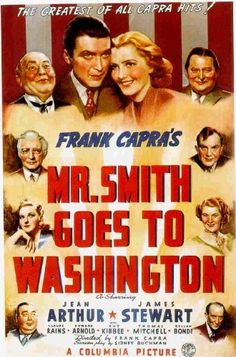 Mr. Smith Goes to Washington: Jean Arthur, James Stewart, Claude Rains, Edward Arnold: Amazon Instant Video