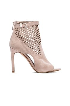 Vince Camuto Kolt Bootie in Cashmere Cream Hot Heels 26b6f8f04